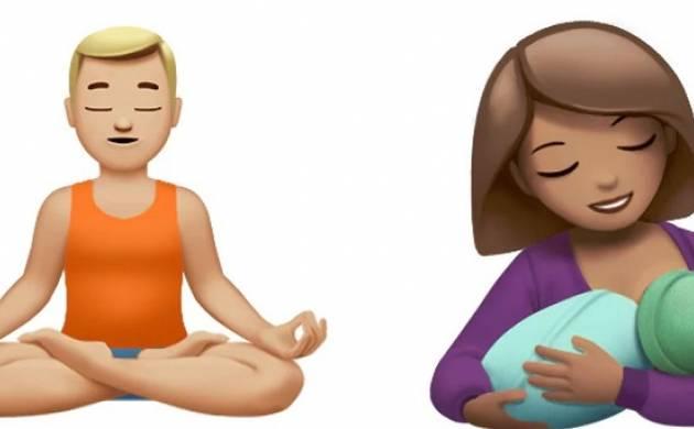 World Emoji Day: Apple's New pictogram include breastfeeding, beards and headscarves