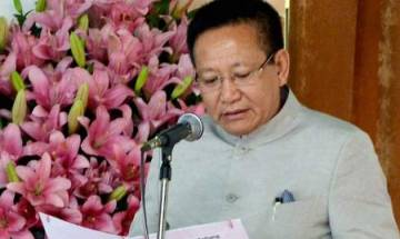 Nagaland Governor invites TR Zeliang to take oath as CM, asks him to prove majority on or before July 22