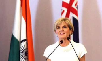 Australian Foreign Minister briefs Indian students regarding education opportunities in her country