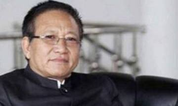 T R Zeliang sworn in as Nagaland Chief Minister