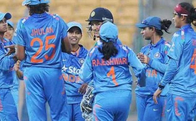 ICC Women's World Cup - Indian womens cricket teeam