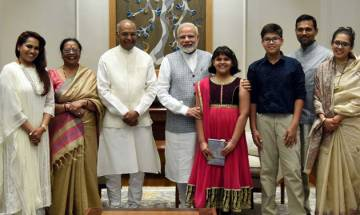PM Modi, Amit Shah congratulate President-elect Ram Nath Kovind; here's who said what on Twitter