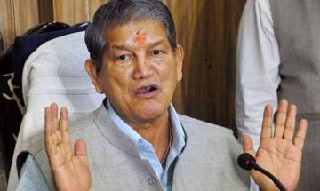 Uttarakhand: Congress' Harish Rawat hit by two-wheeler, escapes unhurt