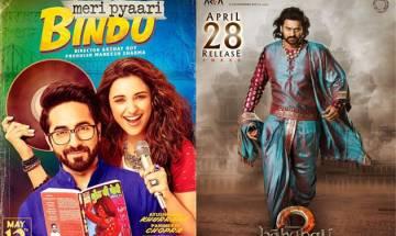 Ayushmann Khurrana blames Prabhas 'Baahubali 2' for 'Meri Pyaari Bindu' failure
