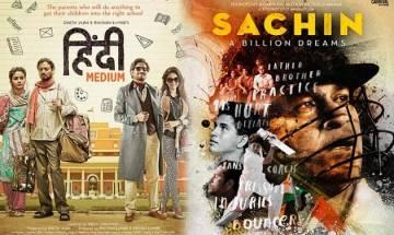 `Hindi Medium', `Sachin-A Billion Dreams' exempted from entertainment tax in Madhya Pradesh