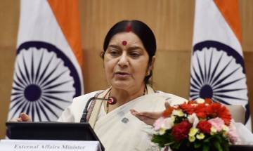 Chinese media says Sushma Swaraj lied in Parliament about international support to India on Dokalam dispute
