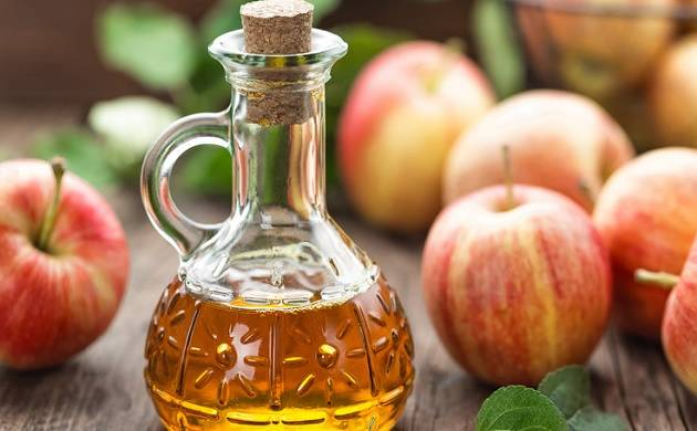 Apple cider vinegar reducing weight is a mere advertising hoax.