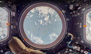 Google's foray into space allows users to pave inside International Space Station (ISS)
