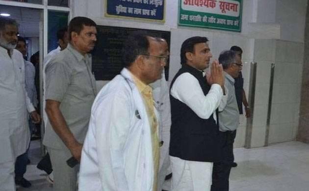 Samajwadi Party leader Uma Shankar Chaudhary dies, suffered heart attack during meeting with Akhilesh Yadav (Representational Image)