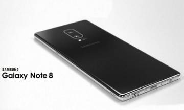 Samsung Galaxy Note 8 to launch in three vibrant colors