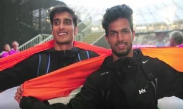 World Para Athletics Championship 2017: Sharad Kumar wins silver, Varun Bhati clinches bronze in high jump