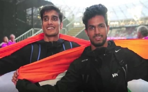 Sharad Kumar wins silver, Varun Bhati clinches bronze in high jump at World Para Athletics Championship 2017