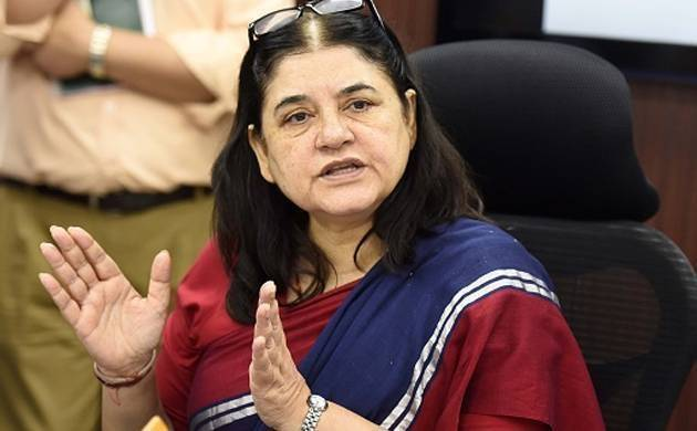 Maneka Gandhi. (File Photo)