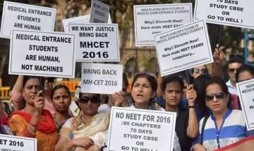 Tamil Nadu NEET issue: Rival AIADMK factions meet Rajnath Singh, Arun Jaitley