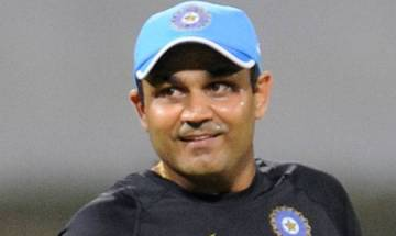 Virender Sehwag gives befitting reply to Piers Morgan's jibe on Twitter