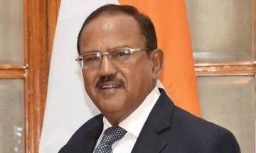 NSA Ajit Doval reaches Beijing amid Sikkim standoff, to attend BRICS top security officials meeting