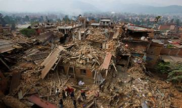 Earth Sciences Minister Harsh Vardhan launches natural disaster alert apps — India Quake and Sagar Vani