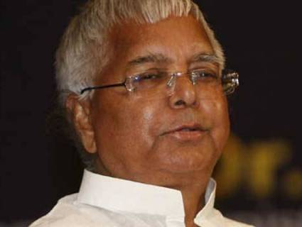 The match was fixed between BJP and Nitish, says Lalu Yadav