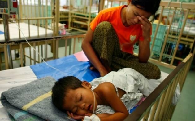 Hypertension, TB, Dengue cases witness spike in Delhi