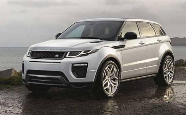 Tata Motors owned Jaguar Land Rover