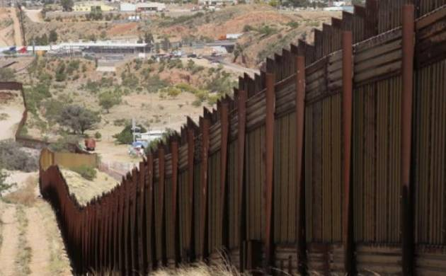 Trump border wall gets approval, USD 1.6 billion fund from US House of Representatives (File Photo of US-Mexico border)