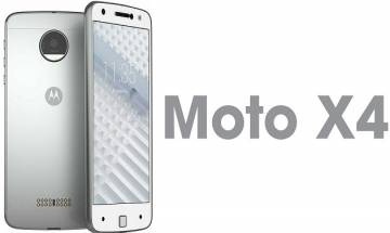 Moto X4 price leaked online, know features, specifications and more