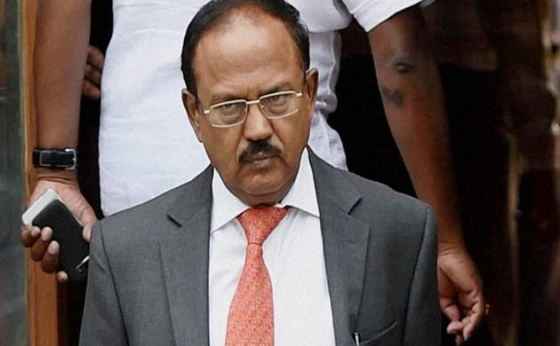 Amid Sikkim standoff, India NSA Ajit Doval calls on Chinese President Xi Jinping (PTI Photo)