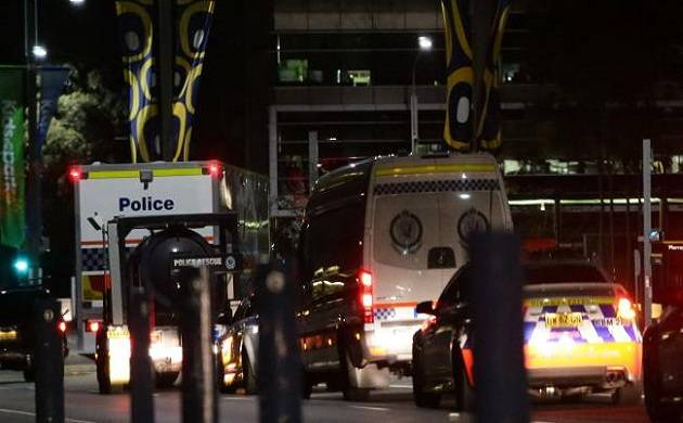Australian Police arrests four people as disrupts terror plan to bring down airplane.
