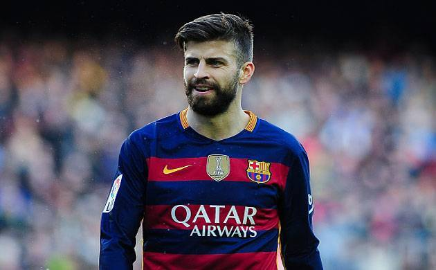 Gerard Pique scored the winning goal for Barcelona (Getty images)