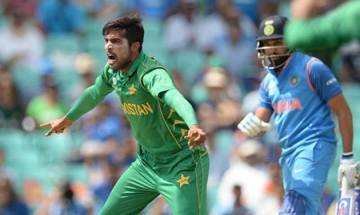 Mohammad Amir reacts to Rohit Sharma's 'Normal Bowler' comment