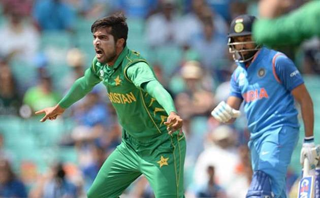 Mohammad Amir reacts to Rohit Sharma's comment about him