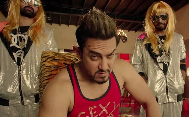 'Secret Superstar' : Aamir Khan shares poster of Zaira Wasim starrer