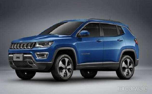 Jeep Compass Hits Indian Roads At Rs 14 95 Lakhs Top Model Priced