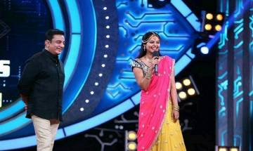Big Boss Tamil: Kamal Haasan introduces Bindu Madhavi as Wild Card contestant