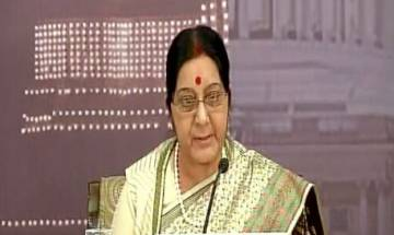 Sushma Swaraj targets Pakistan, says 'Neighbourhood first policy' yielded results with all countries barring one