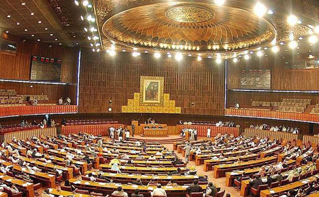 Pakistan's Parliament to elect new prime minister today, six candidates in fray (File Photo)