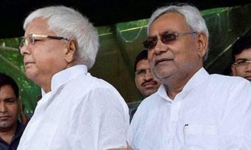 RJD Chief Lalu Prasad Yadav attacks Bihar CM Nitish Kumar, says he is greedy for power