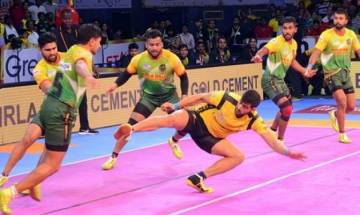 Pro Kabaddi 2017: Haryana Steelers, Gujarat Fortunegiants play out thrilling tie