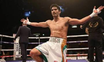 Battleground Asia: Vijender Singh dubs Chinese southpaw Zulpikar Maimaitiali 'inexperienced' ahead of double title fight