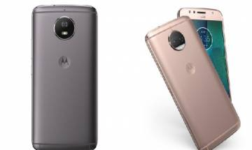 Motorola launches Moto G5S and Moto G5S Plus with uni-metal body and Android 7.1 Nougat