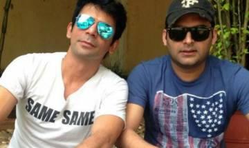 Sunil Grover birthday: Kapil Sharma sends 'love' to Mashoor Gulati with 'special' message