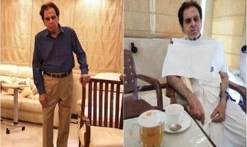 Dilip Kumar's health still critical, battling renal dysfunction