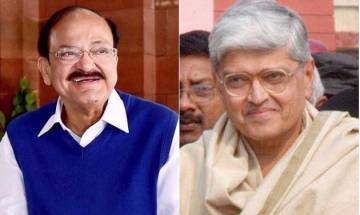 Vice Presidential Poll 2017 | Voting begins, MPs to choose between M Venkaiah Naidu and Gopal Krishna Gandhi