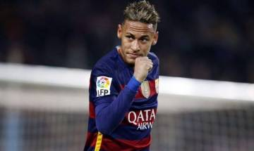 Brazilian star striker Neymar completes record 198 million pound transfer deal to Paris Saint-Germain