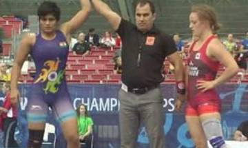 Manju Kumari makes India proud, wins bronze at Junior World Wrestling Championship