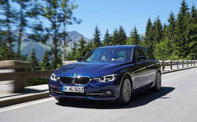 The new BMW 320d
