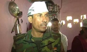 AAP MLA Commando Surinder Singh arrested in property defacement case