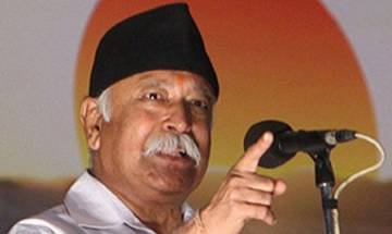 As long as religion survives, no power on earth can harm India: RSS Chief Mohan Bhagwat