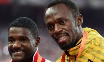 IAAF World Championships: Justin Gatlin clinches Gold in men's 100 m, Bolt settles for bronze in his final hurrah at blue riband event
