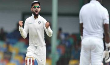 Ind vs SL, 2nd Test, Day 4: India defeat Sri Lanka by innings and 53 runs